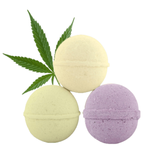 BOLT CBD BATH BOMBS 5oz- 50MG