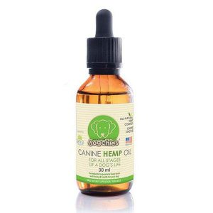 BETRU DOGCHIES CANINE HEMP OIL 30ml-CBD For Pets-fourseasons-trade