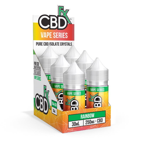 CBDFX CBD Vape Juice 500mg 30ml-CBD Vape-fourseasons-trade