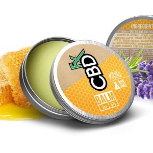 CBDFX Lip CBD Balm Calming - 150mg-CBD Topicals-fourseasons-trade