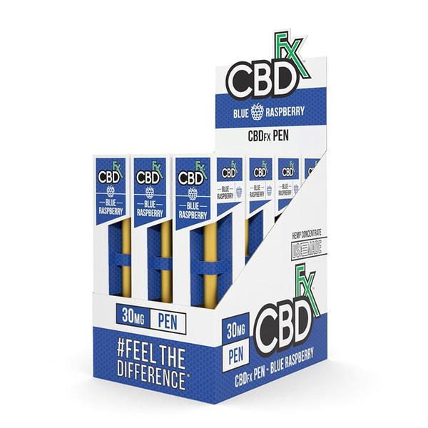 CBDFX Vape Pen 30mg-CBD Vape-fourseasons-trade