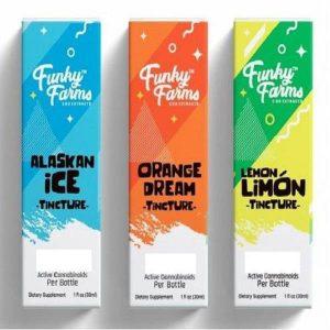 Funky Farm CBD 1500mg Vape juice - 15ml-CBD Vape-fourseasons-trade