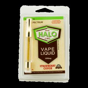Halo CBD Vape Oil 510 Thread Tank-CBD Vape-fourseasons-trade
