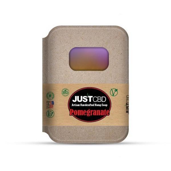 JUST CBD HEMP SOAP-CBD Topicals-fourseasons-trade