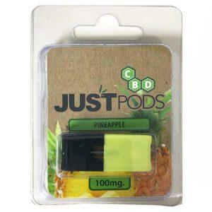 JUST CBD Pods 100 MG-CBD Pods-fourseasons-trade