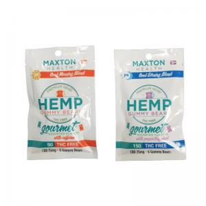 Maxton Health Gourmet CBD Hemp Gummy Bears
