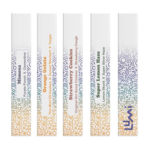 Lumi CBD Disposable Vape Pen - 500MG