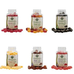 SUN STATE CBD NUTRITIONAL GUMMY 300MG - 60 COUNT IN JAR