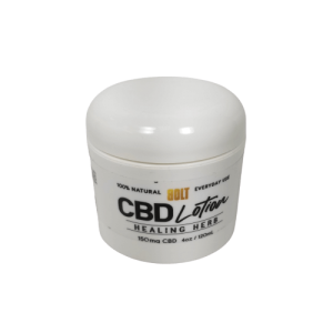 BOLT CBD HEALING LOTIONS HERB
