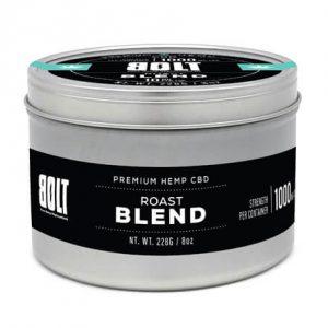 BOLT CBD ROAST BLEND COFFEE 4.5oz - 1000mg